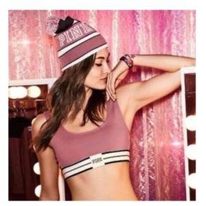 Victoria's Secret PINK Nation Beanie